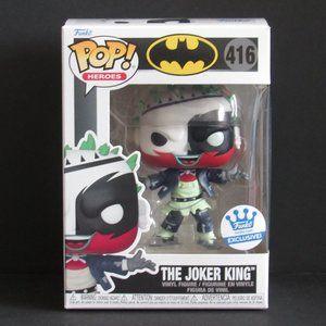 FUNKO POP / THE JOKER KING
